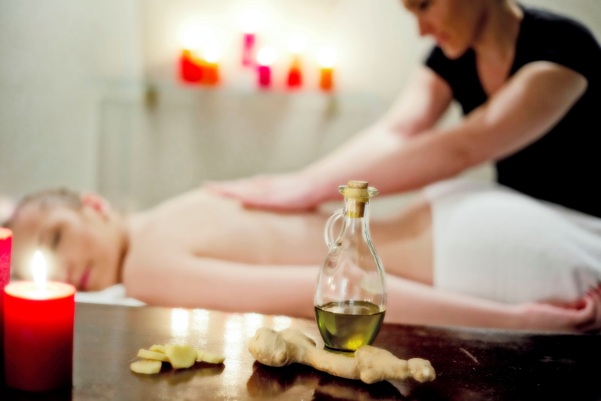 GINGER THERAPY - HealthClub at Esplanade Zagreb